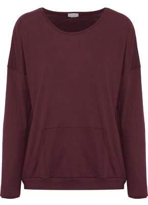 Hanro Soho Cotton And Cashmere-Blend Pajama Top