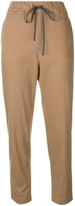 Semi-Couture Semicouture tapered trousers