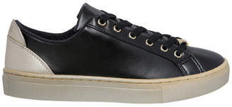 GUESS Jacaly Black/Gold Sneaker
