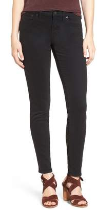 Madewell Garment Dyed Skinny Jeans $128 thestylecure.com