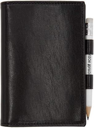 MM6 MAISON MARGIELA Black Pencil Card Holder