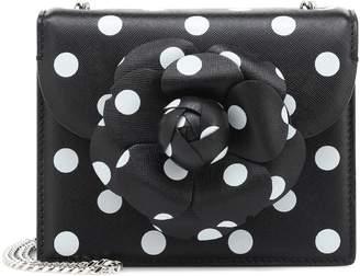 Oscar de la Renta TRO leather shoulder bag
