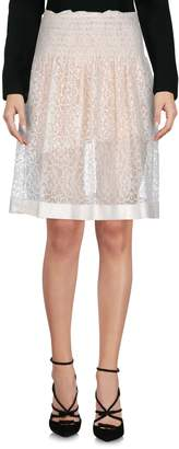 RED Valentino Knee length skirts - Item 35340163AL