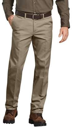 Dickies Genuine Big Men's Flat Front Comfort Waist Flex Pant