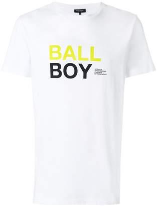 Discipline slogan T-shirt - White Ron Dorff Shop For Outlet Big Sale WtxDeWas