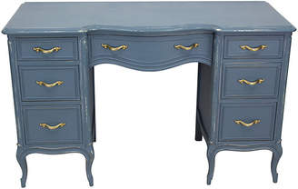 One Kings Lane Vintage ProvenAal-Style 7-Drawer Desk - Vintage Bella Home