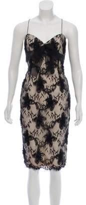 BRIGITTE Elizabeth Fillmore Lace Dress