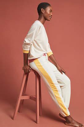 Monrow Colorblocked Sweatpants
