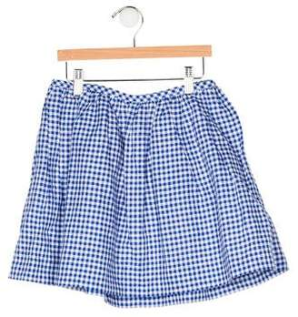 Polo Ralph Lauren Girls' Gingham Skirt