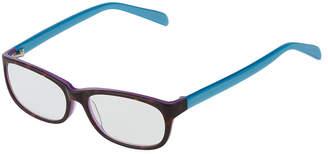 A. J. Morgan A.J. Morgan Accomplished Square Plastic Eyeglasses