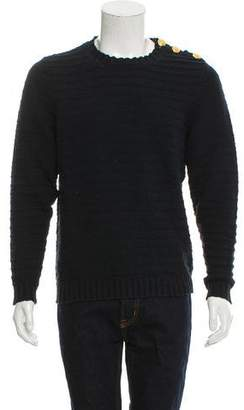 Michael Bastian Striped Crew Neck Sweater w/ Tags