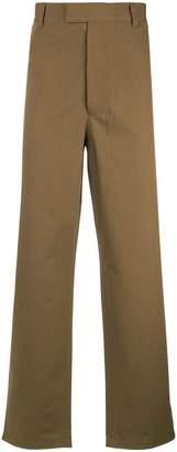 Prada gabardine trousers