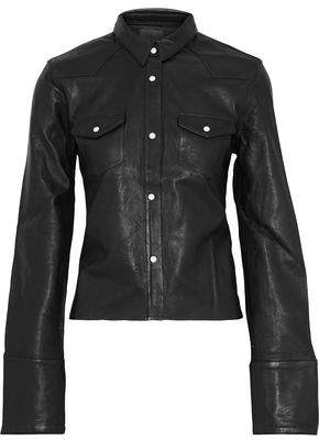 RtA Ashley Leather Jacket