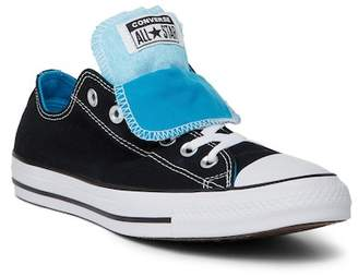 Converse Chuck Taylor Double Tongue Ox Sneaker (Unisex)