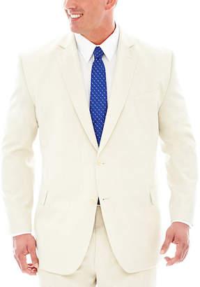 STAFFORD Stafford Travel Stone Suit Jacket-Big & Tall