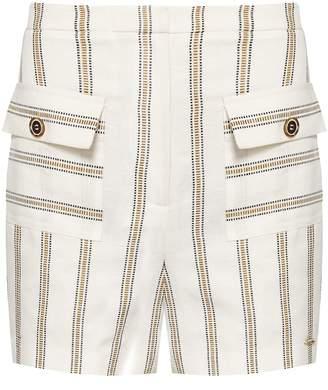 Ted Baker Helenn Cbn Striped Short