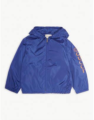 Gucci Tiger print windbreaker jacket 12-36 months