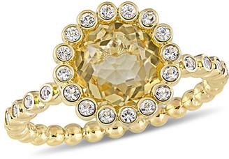 Rina Limor Fine Jewelry 10K 2.06 Ct. Tw. Gemstone Ring