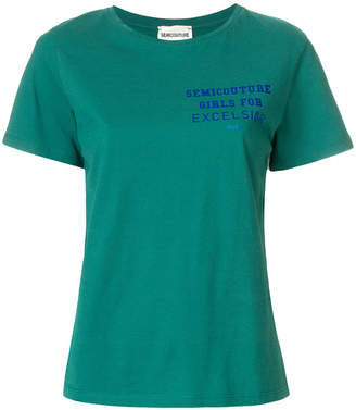 Semi-Couture Semicouture Excelsior X T-shirt