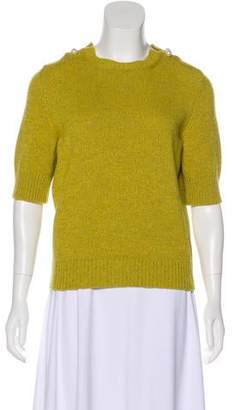 Chanel Knit Cashmere Sweater