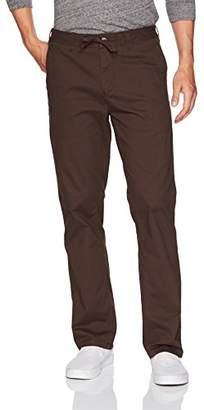 DC Men's Wes Kremer Twill Straight Pants
