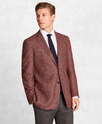 Brooks Brothers Golden Fleece BrooksCloud Wool-Blend Basketweave Sport Coat