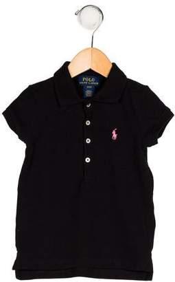 Polo Ralph Lauren Girls' Knit Top