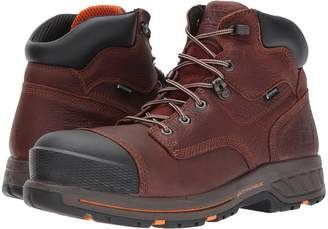 Timberland Helix 6 HD Composite Safety Toe Waterproof BR Men's Work Lace-up Boots