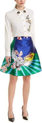 BURRYCO Blouse & Skirt Set