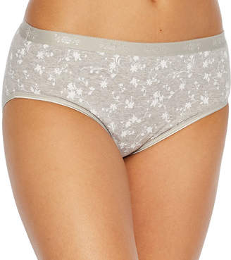 Underscore Cotton Rib Knit Hipster Panty