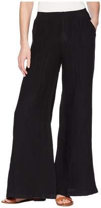 XCVI Ebba Linen Pinstripe Pants Women's Casual Pants