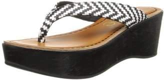 Nicole Women's Rabekah Wedge Sandal