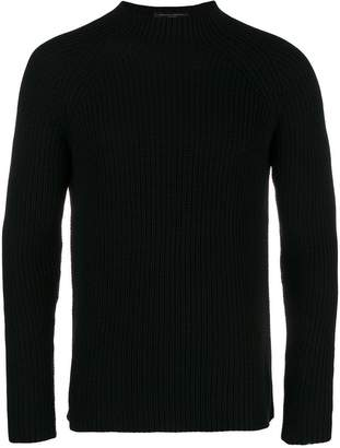 Roberto Collina ribbed knit jumper