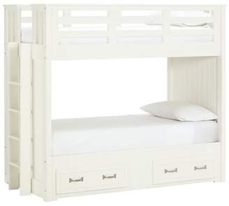 Pottery Barn Kids Bunk Bed, Luxury Firm Mattress & Bunk Mattress Set