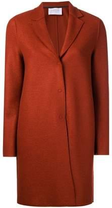 Harris Wharf London cocoon midi coat