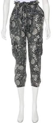 Ulla Johnson Printed Harem Pants