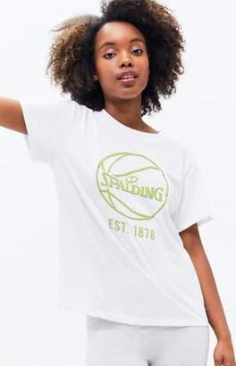 Spalding Basketball Boyfriend T-Shirt