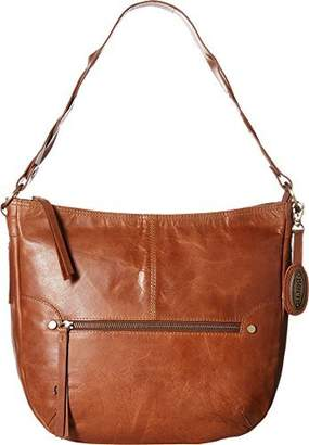 Børn Womens Somerville Distressed Hobo