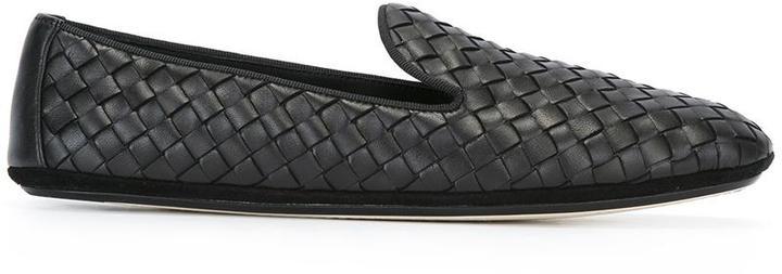 Bottega VenetaBottega Veneta 'Fiandra' slippers