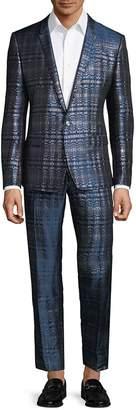 Dolce & Gabbana Men's Jacquard Suit