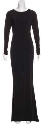 Rachel Zoe Long Sleeve Maxi Dress w/ Tags
