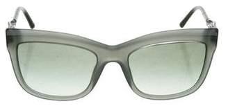 Burberry Gradient Cat-Eye Sunglasses