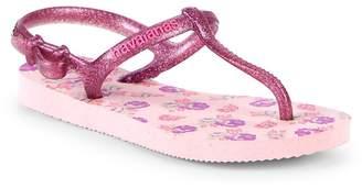 Havaianas Kid's Freedom Rubber Flip Flops