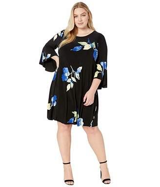 Lauren Ralph Lauren Black Plus Size Dresses - ShopStyle