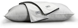 Pillow Guy 100% Cotton Sateen Pillow Protector (Set of 2) - King Size Bedding