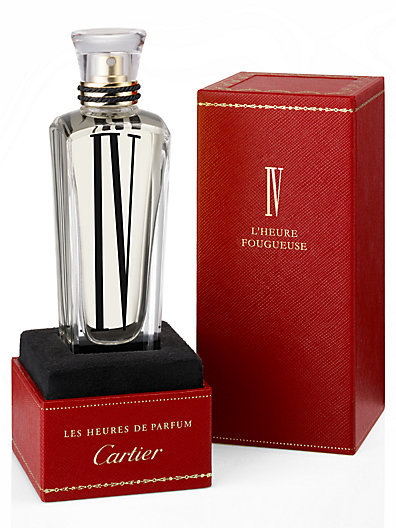 Cartier IV L'Heure Fougueuse -- The Ardent Hour/2.5 oz.