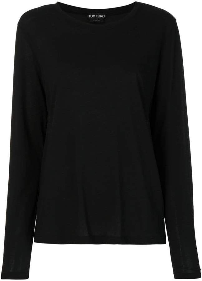 Tom Ford long-sleeved T-shirt