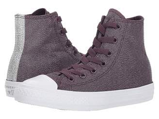 Converse Chuck Taylor(r) All Star(r) Fairy Dust - Hi (Little Kid/Big Kid)