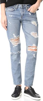 Rag & Bone/JEAN Boyfriend Jeans $295 thestylecure.com