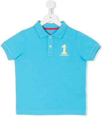 Hackett Kids 1 logo polo shirt